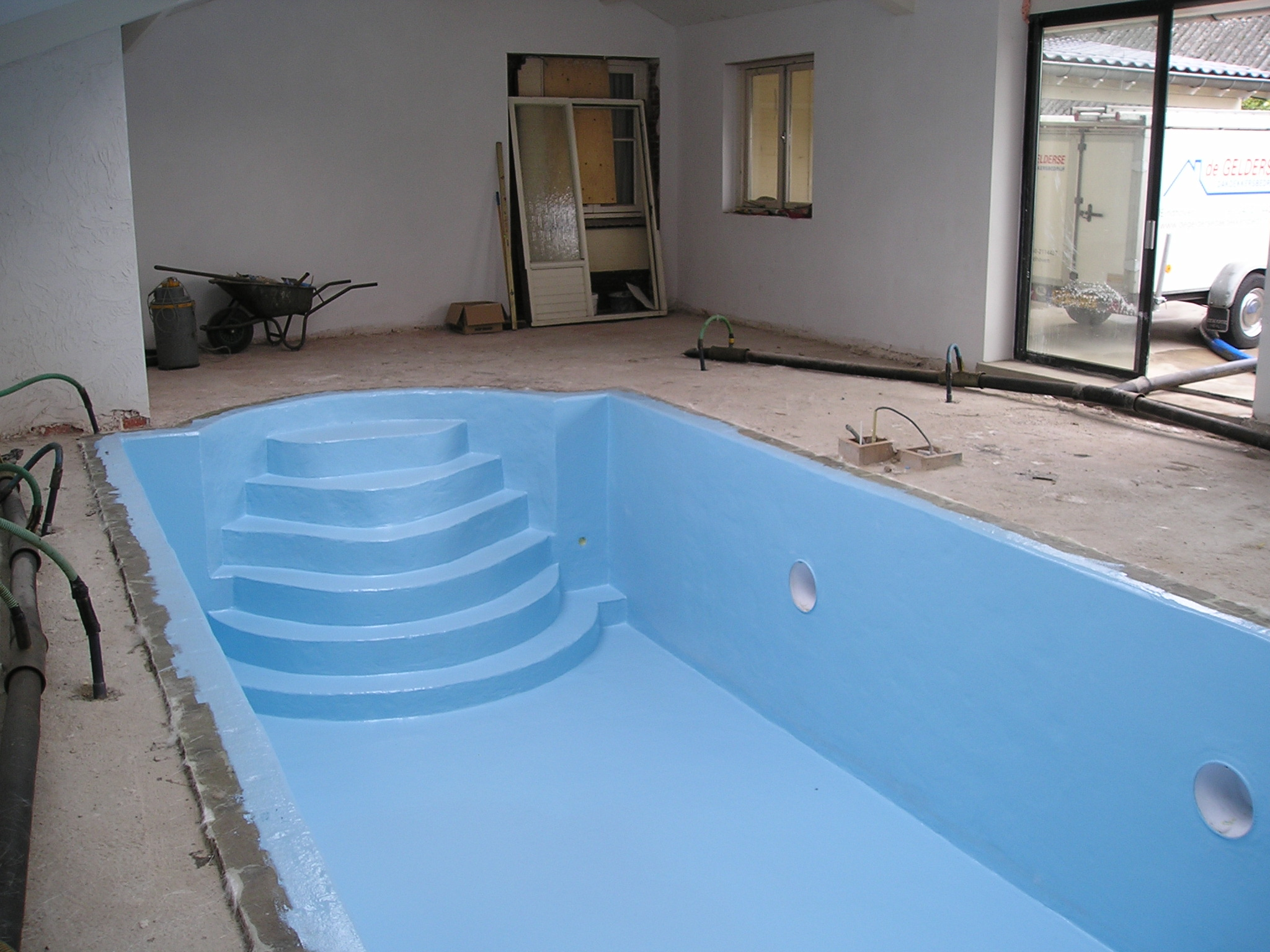 Polyester Badkamer Vloer : Polyester & productie op maat polyester & paint service